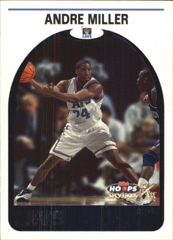 1999-00 Hoops Decade Hoopla #4 Andre Miller