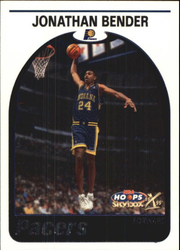 1999-00 Hoops Decade Hoopla #11 Jonathan Bender