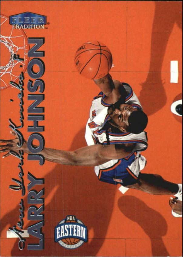 1999-00 Fleer #148 Larry Johnson