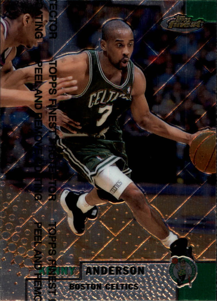 1999-00 Finest #34 Kenny Anderson
