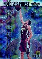 1999-00 Finest Future's Finest #FF15 Cal Bowdler