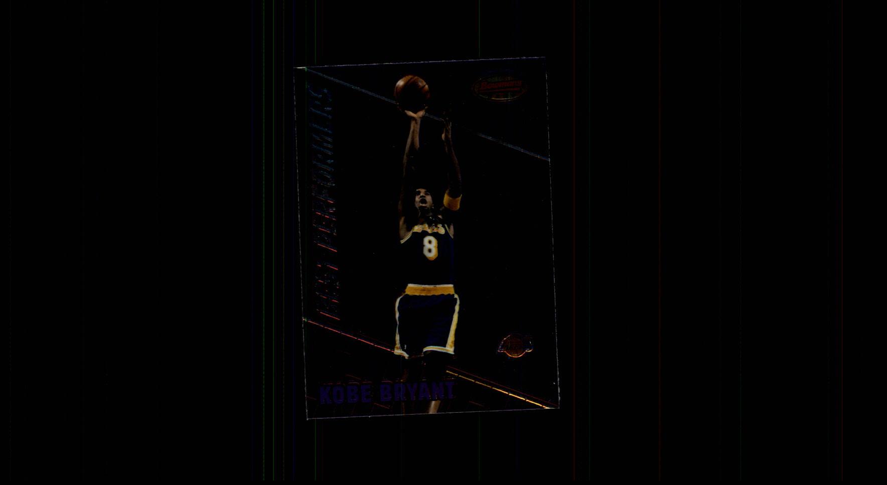 1999-00 Bowman's Best #95 Kobe Bryant BP