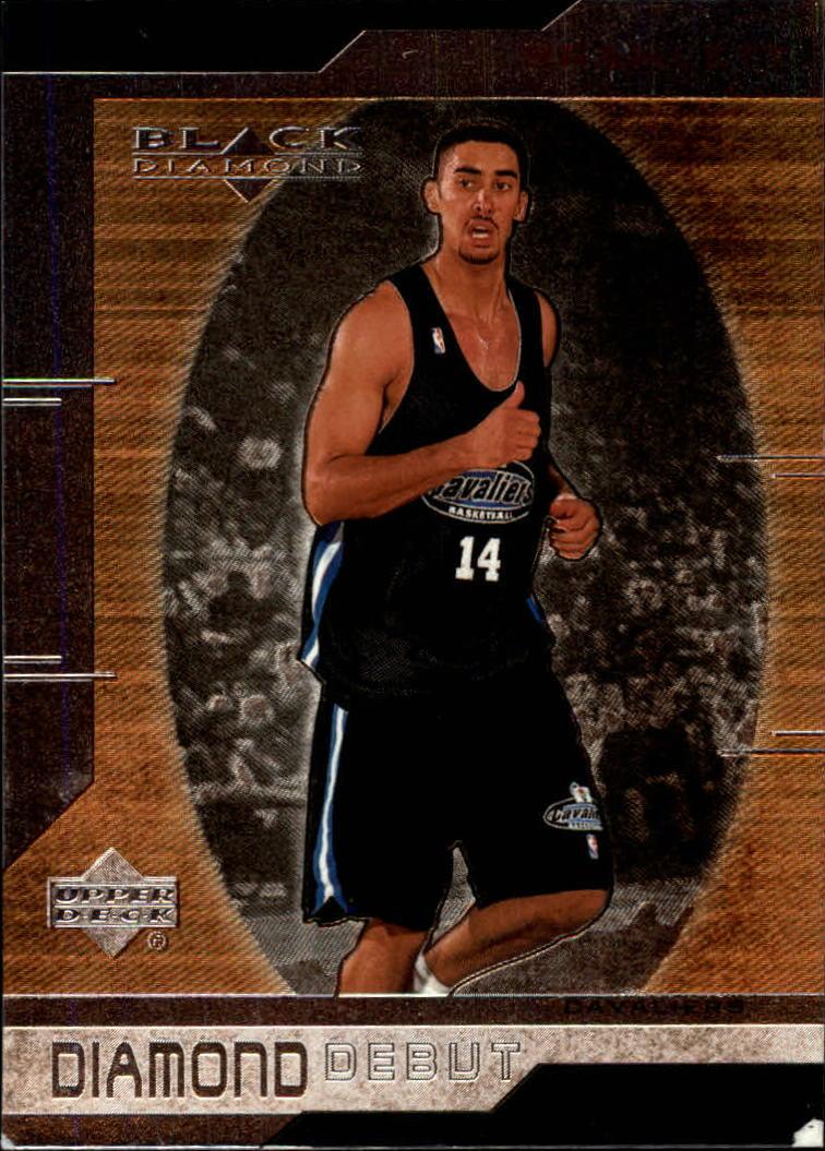1999-00 Black Diamond #120 A.J. Bramlett RC