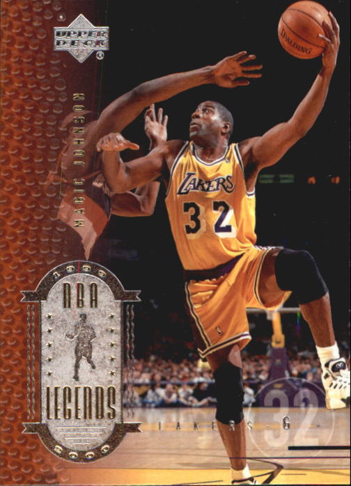 2000 Upper Deck Century Legends #2 Magic Johnson