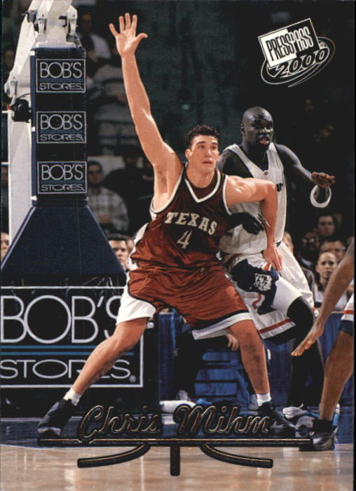 2000 Press Pass #2 Chris Mihm