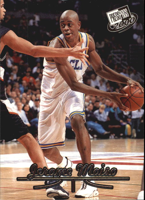 2000 Press Pass #7 Jerome Moiso