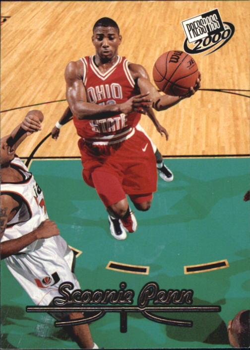 2000 Press Pass #11 Scoonie Penn
