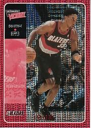 2000-01 Ultimate Victory Victory Collection #45 Scottie Pippen