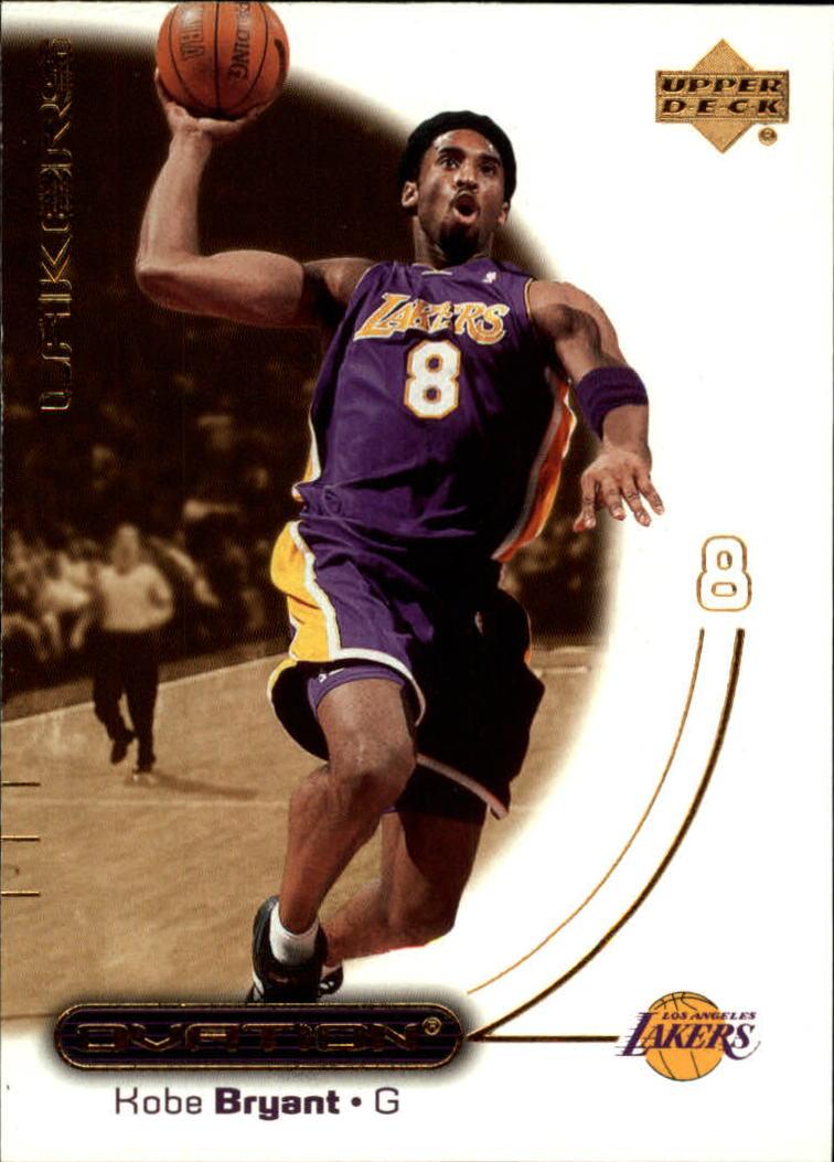 2000-01 Upper Deck Ovation #26 Kobe Bryant