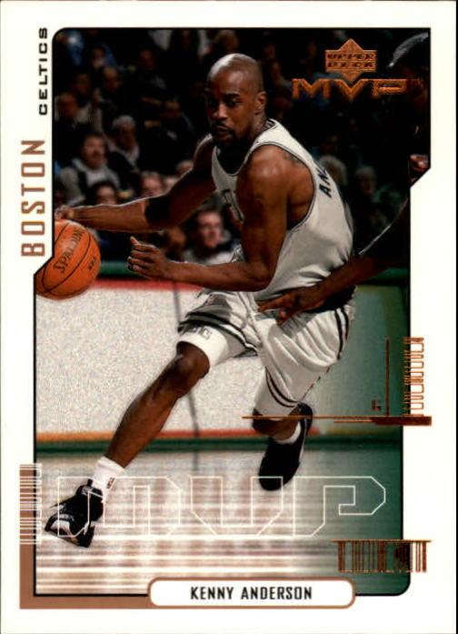 2000-01 Upper Deck MVP #10 Kenny Anderson