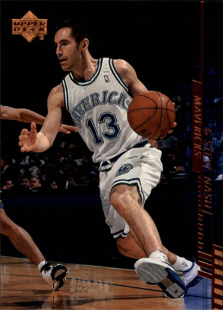 2000-01 Upper Deck #37 Steve Nash