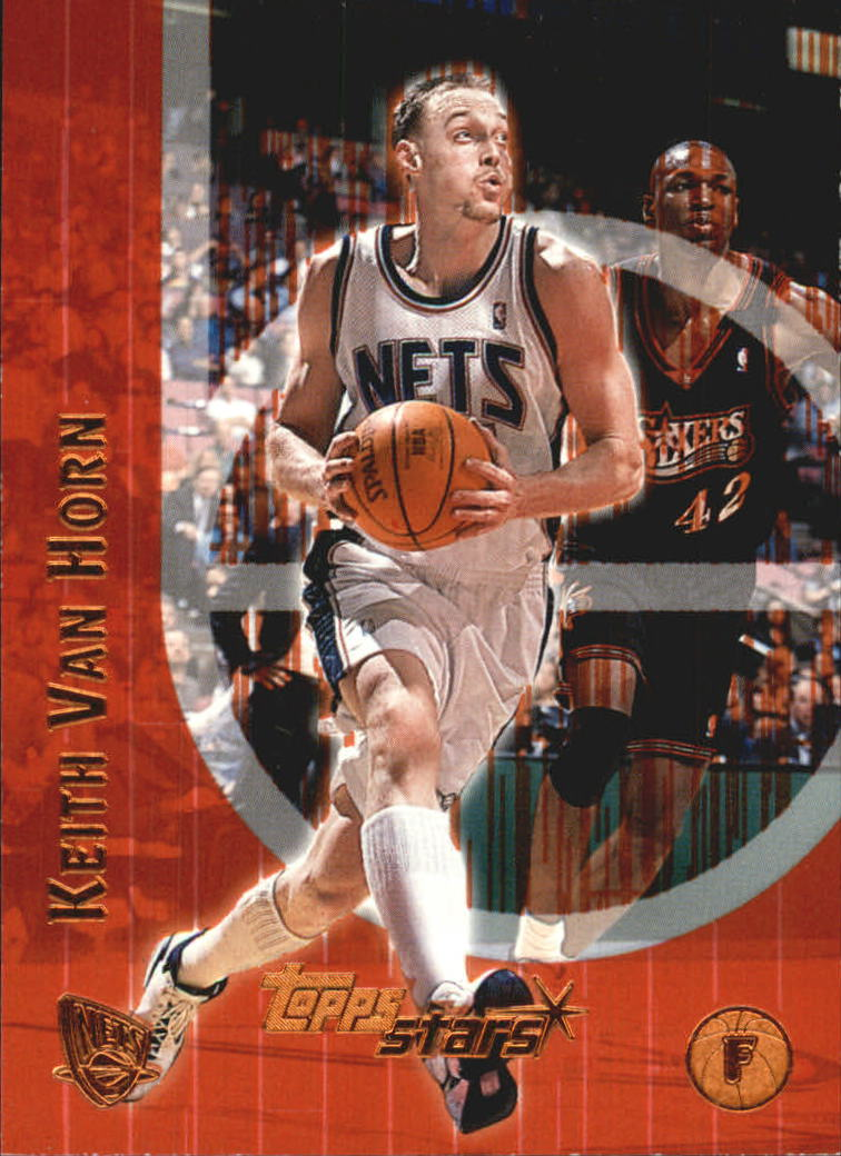 2000-01 Topps Stars Parallel #36 Keith Van Horn