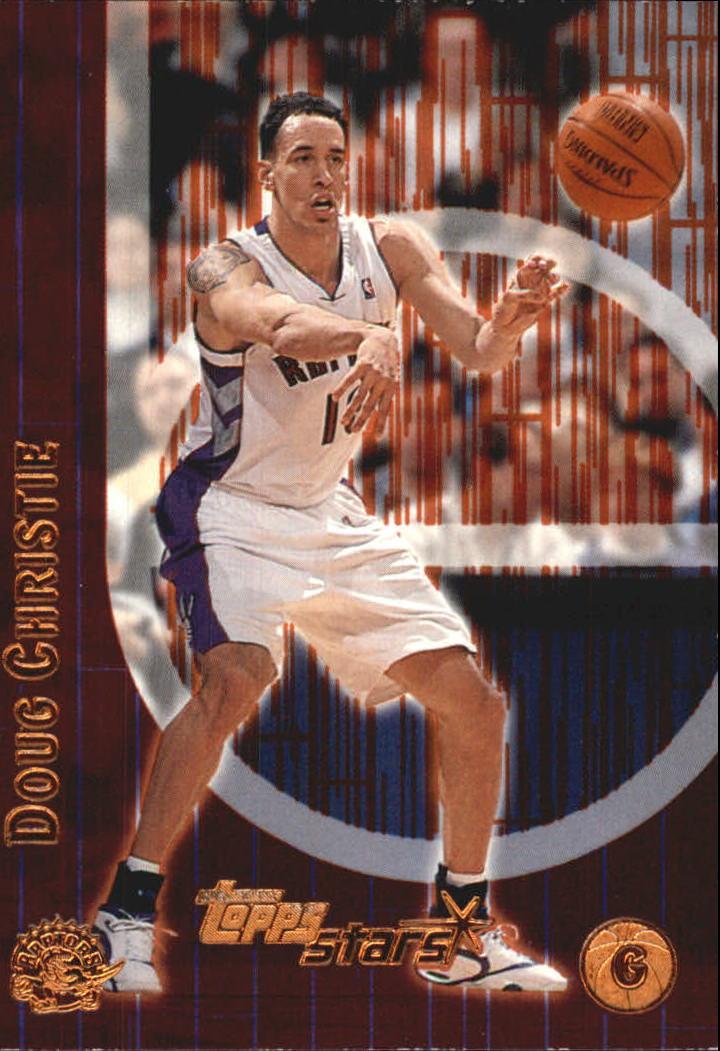 2000-01 Topps Stars Parallel #61 Doug Christie