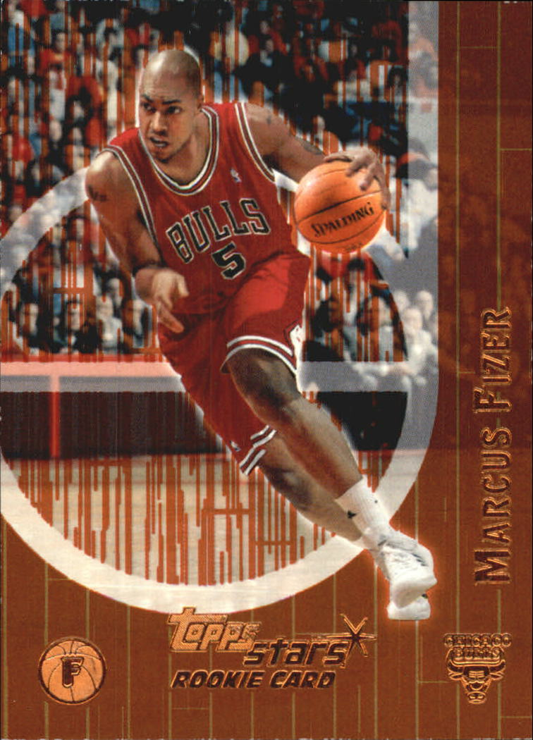 2000-01 Topps Stars Parallel #105 Marcus Fizer