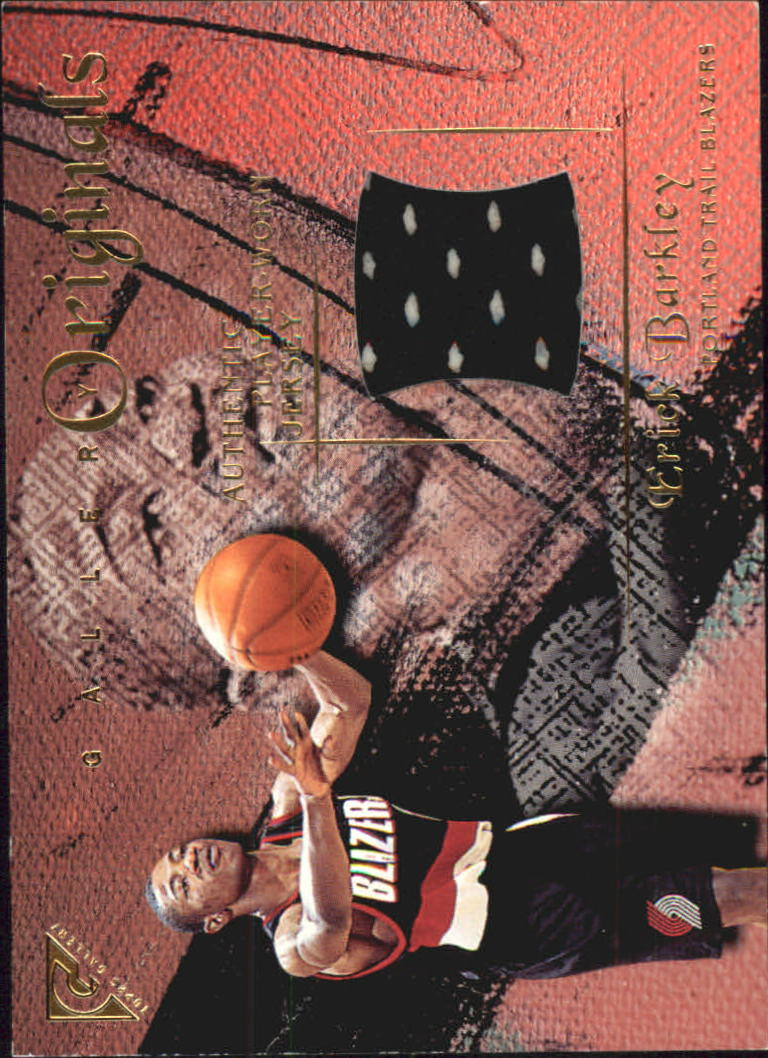 2000-01 Topps Gallery Originals #GO24 Erick Barkley A