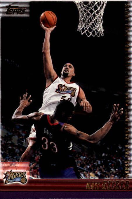 2000-01 Topps #77 Matt Geiger