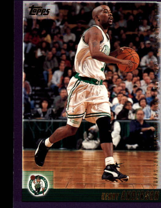 2000-01 Topps #106 Kenny Anderson