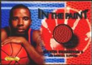 2000-01 Fleer Showcase In the Paint #P17 Quentin Richardson