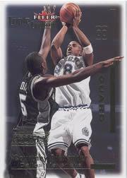 2000-01 Fleer Triple Crown #3 Courtney Alexander RC