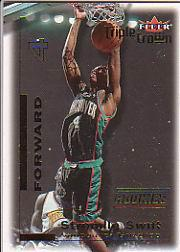 2000-01 Fleer Triple Crown #11 Stromile Swift RC