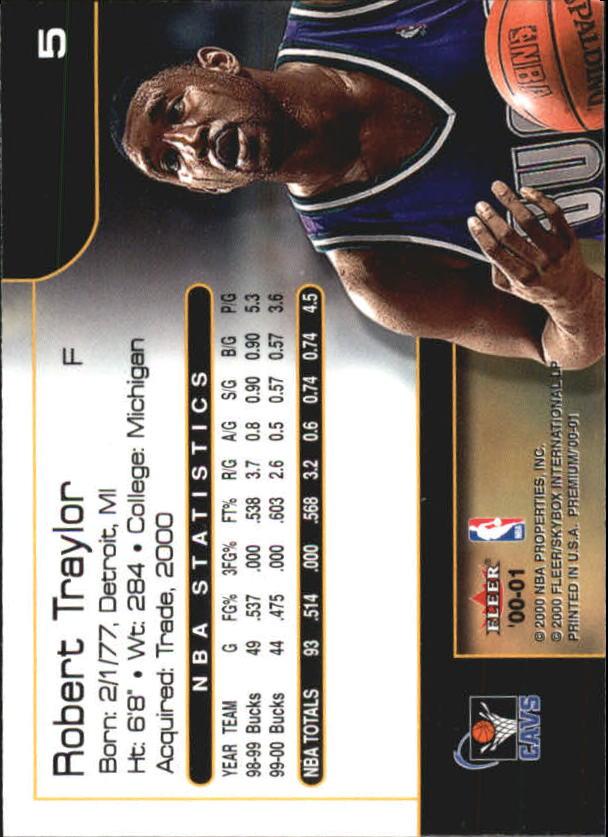 2000-01-Fleer-Premium-Basketball-Cards-Pick-From-List thumbnail 11