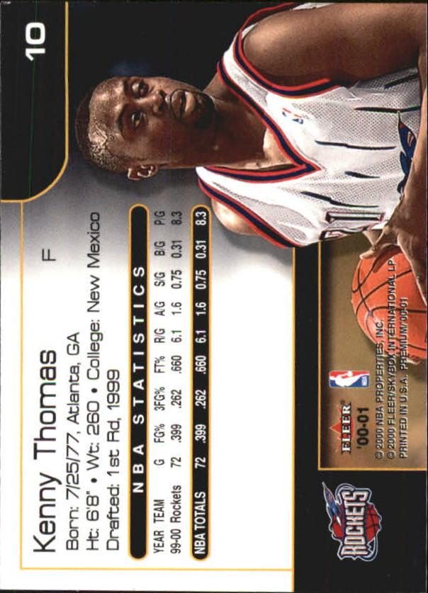 2000-01-Fleer-Premium-Basketball-Cards-Pick-From-List thumbnail 19
