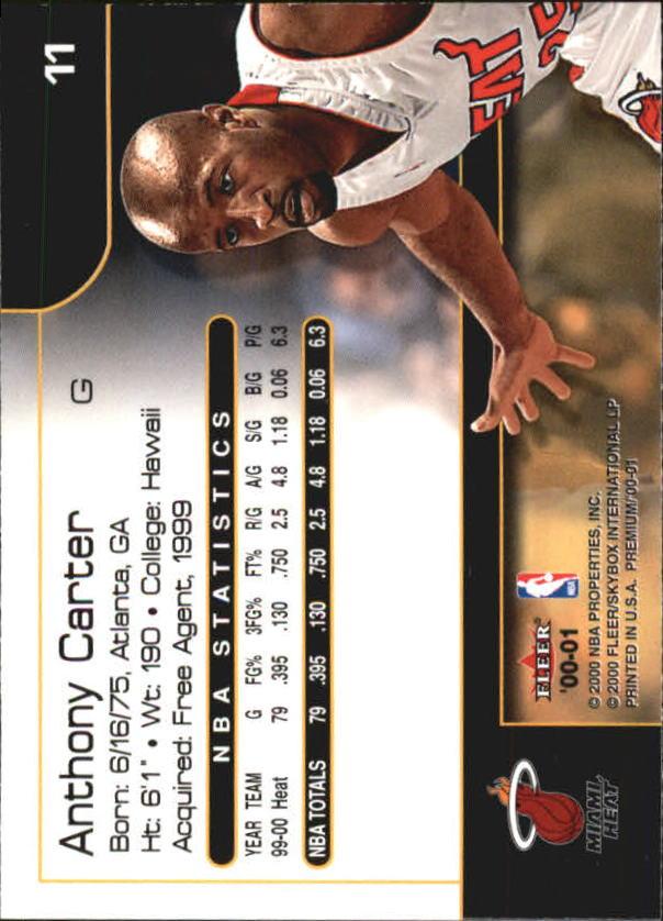 2000-01-Fleer-Premium-Basketball-Cards-Pick-From-List thumbnail 21