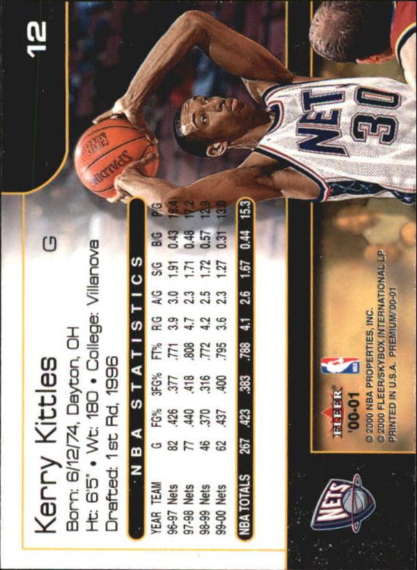 2000-01-Fleer-Premium-Basketball-Cards-Pick-From-List thumbnail 23
