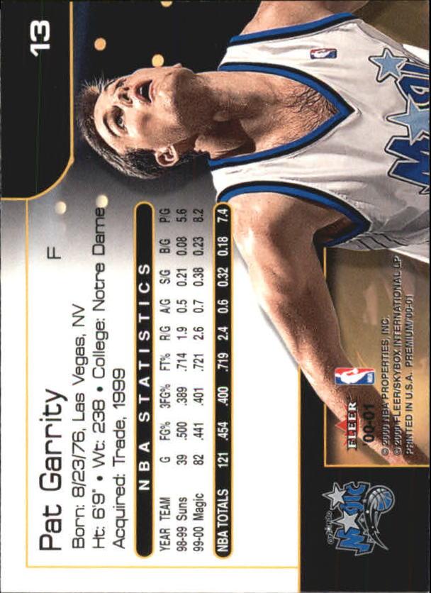 2000-01-Fleer-Premium-Basketball-Cards-Pick-From-List thumbnail 25