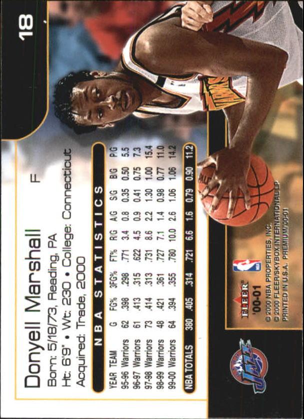 2000-01-Fleer-Premium-Basketball-Cards-Pick-From-List thumbnail 35