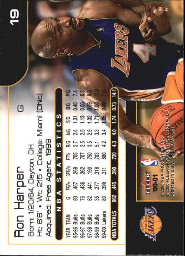 2000-01-Fleer-Premium-Basketball-Cards-Pick-From-List thumbnail 37