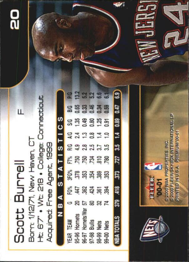 2000-01-Fleer-Premium-Basketball-Cards-Pick-From-List thumbnail 39