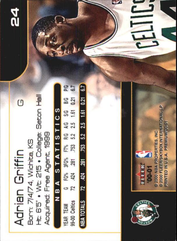 2000-01-Fleer-Premium-Basketball-Cards-Pick-From-List thumbnail 47