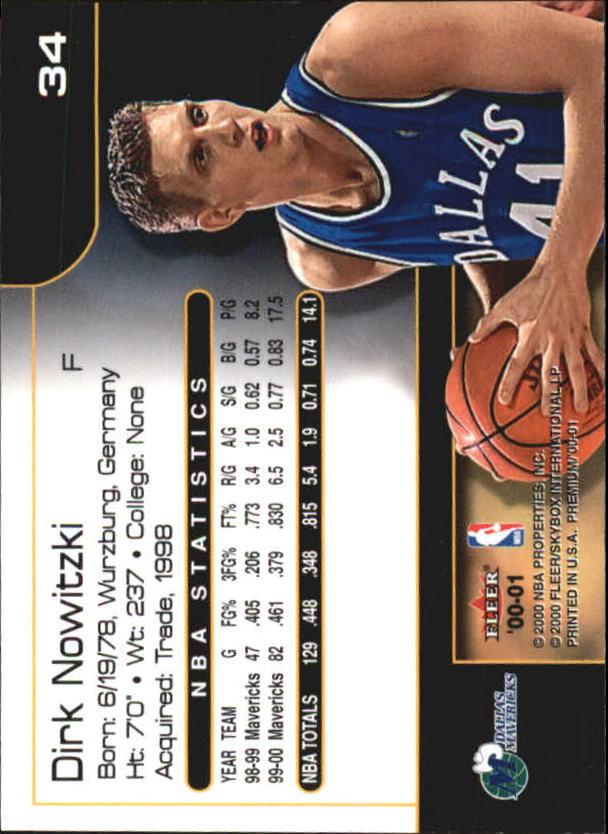 2000-01-Fleer-Premium-Basketball-Cards-Pick-From-List thumbnail 67