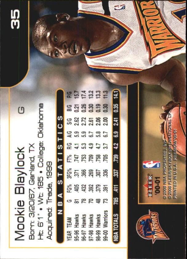 2000-01-Fleer-Premium-Basketball-Cards-Pick-From-List thumbnail 69