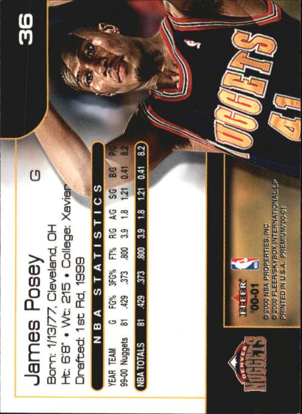 2000-01-Fleer-Premium-Basketball-Cards-Pick-From-List thumbnail 71