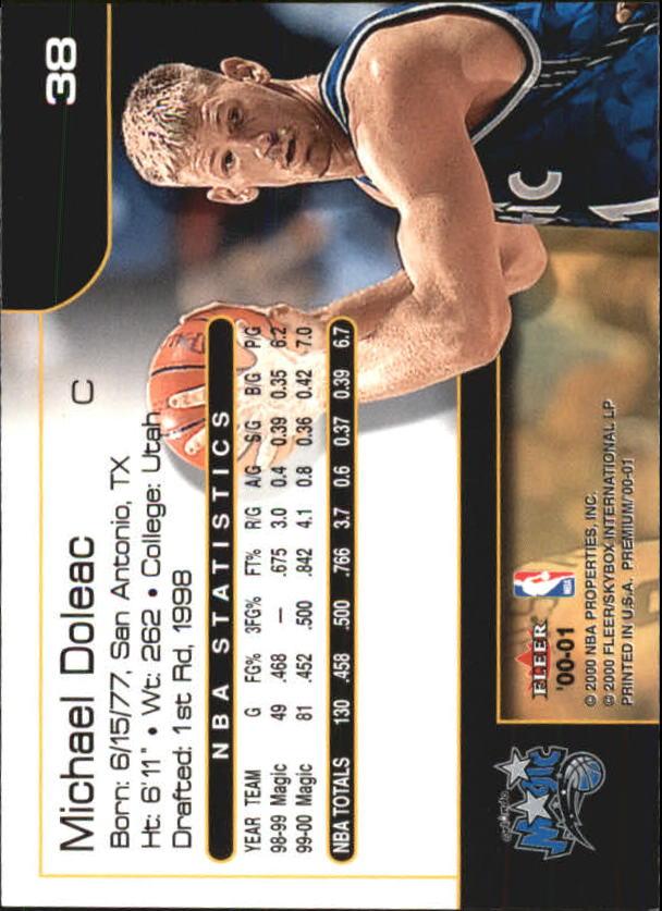 2000-01-Fleer-Premium-Basketball-Cards-Pick-From-List thumbnail 75