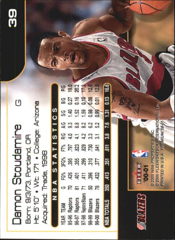 2000-01-Fleer-Premium-Basketball-Cards-Pick-From-List thumbnail 77