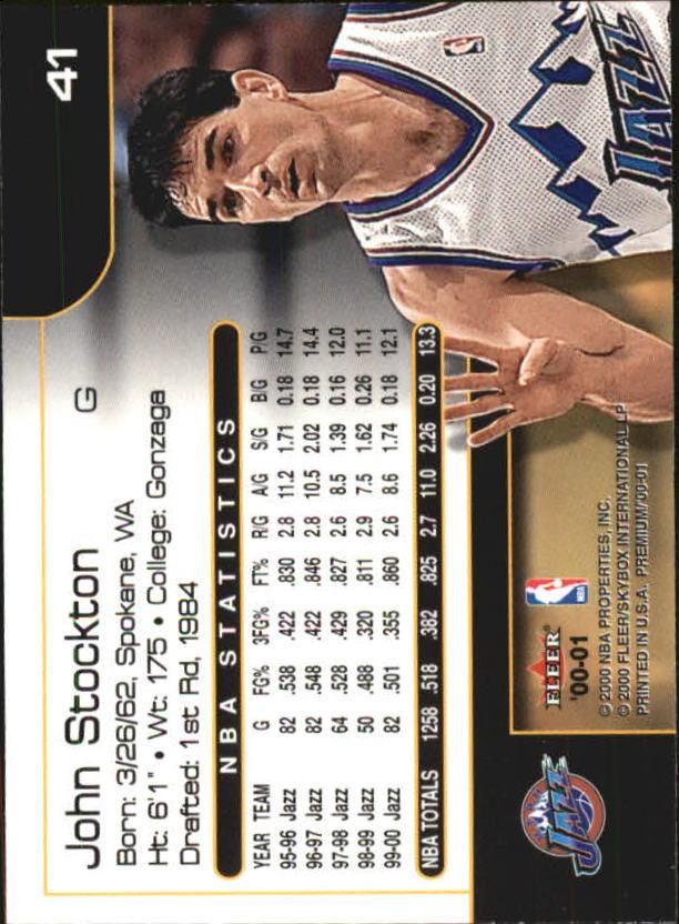 2000-01-Fleer-Premium-Basketball-Cards-Pick-From-List thumbnail 81
