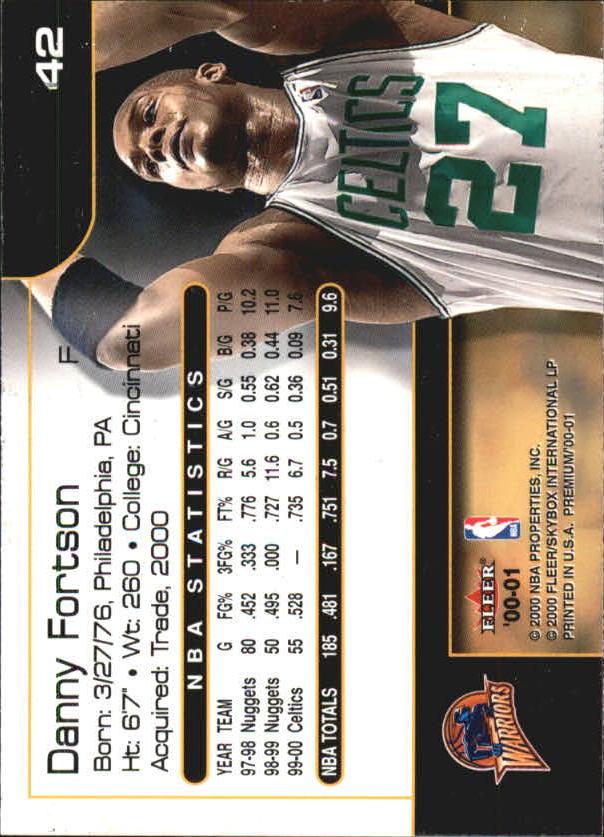 2000-01-Fleer-Premium-Basketball-Cards-Pick-From-List thumbnail 83