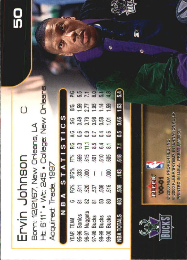 2000-01-Fleer-Premium-Basketball-Cards-Pick-From-List thumbnail 99