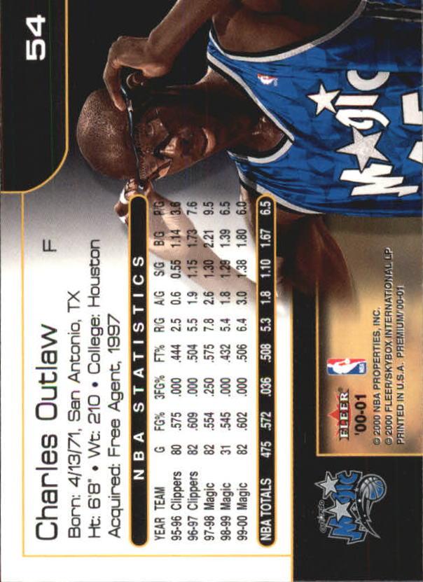 2000-01-Fleer-Premium-Basketball-Cards-Pick-From-List thumbnail 107