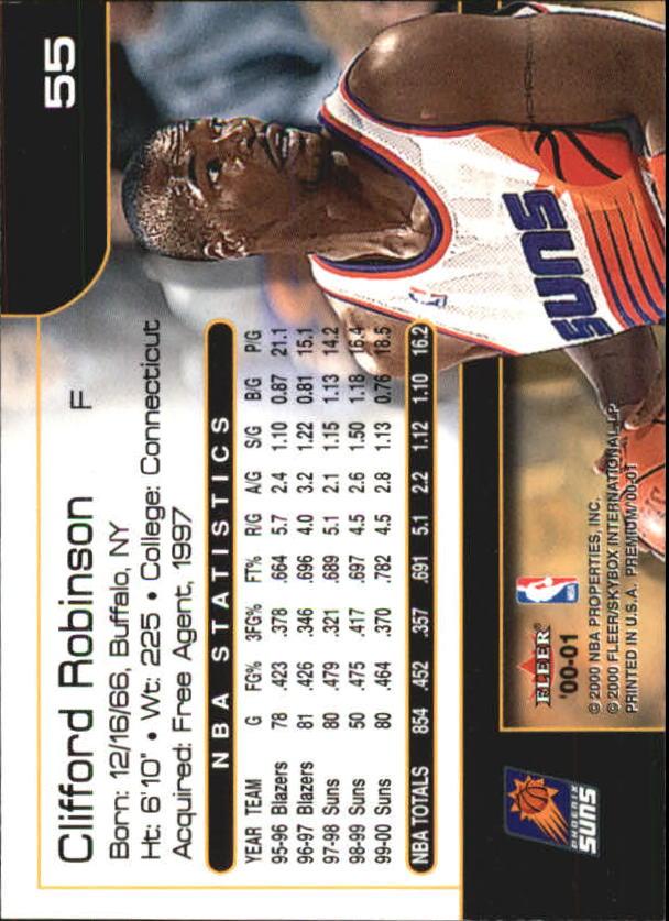 2000-01-Fleer-Premium-Basketball-Cards-Pick-From-List thumbnail 109