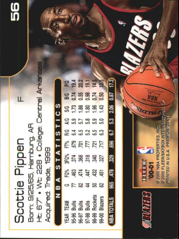 2000-01-Fleer-Premium-Basketball-Cards-Pick-From-List thumbnail 111