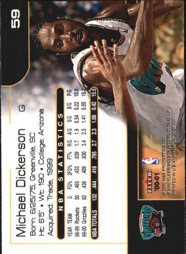2000-01-Fleer-Premium-Basketball-Cards-Pick-From-List thumbnail 117