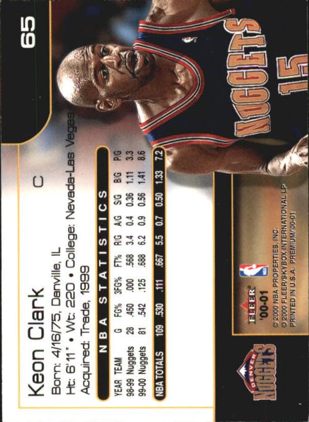 2000-01-Fleer-Premium-Basketball-Cards-Pick-From-List thumbnail 129