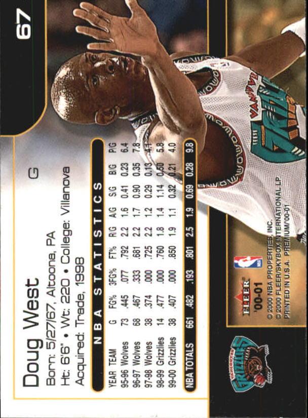 2000-01-Fleer-Premium-Basketball-Cards-Pick-From-List thumbnail 133
