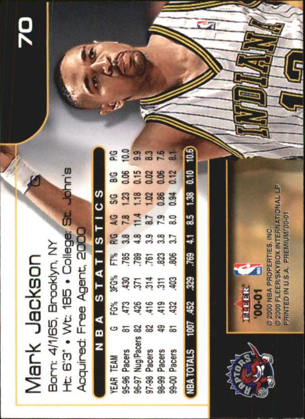 2000-01-Fleer-Premium-Basketball-Cards-Pick-From-List thumbnail 139