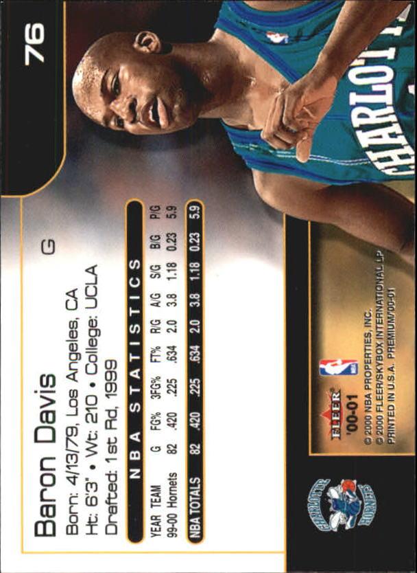 2000-01-Fleer-Premium-Basketball-Cards-Pick-From-List thumbnail 151