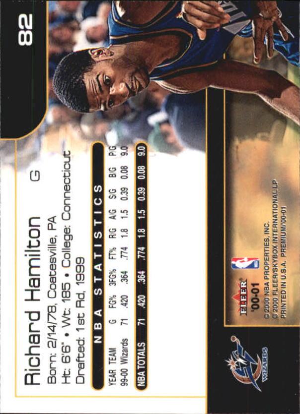 2000-01-Fleer-Premium-Basketball-Cards-Pick-From-List thumbnail 163
